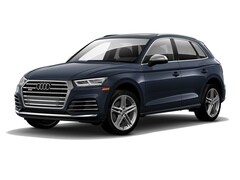 New 2018 Audi SQ5 3.0T Premium Plus SUV WA1A4AFY5J2185464 for sale in Allentown, PA at Audi Allentown