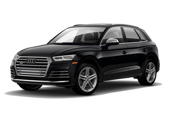 2018 Audi SQ5 3.0T Premium Plus SUV in Wichita KS