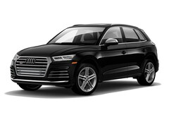 New 2018 Audi SQ5 3.0T SUV for sale in Water Mill, NY