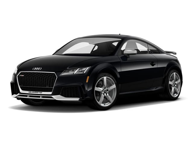 2018 Audi Tt Rs Coupe Highland Park Illinois