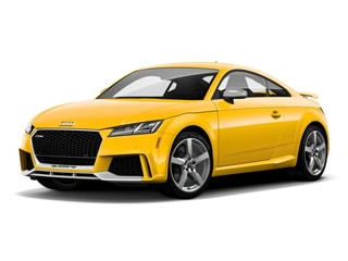 2018 Audi TT RS Coupe Vegas Yellow