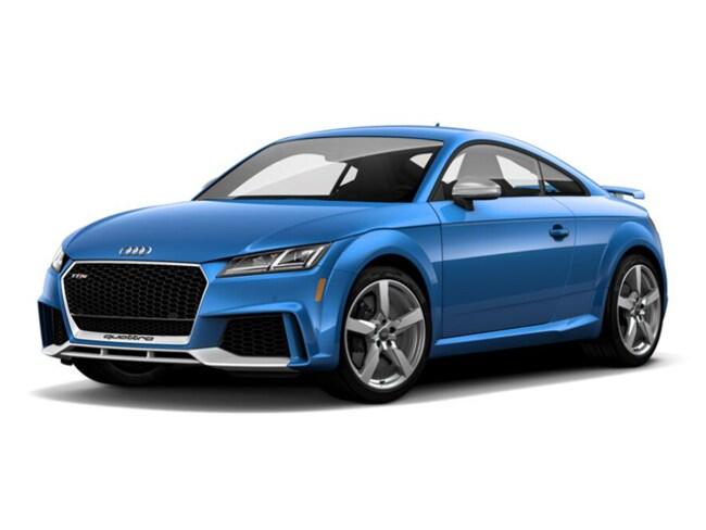 New 2018 Audi TT RS 2.5T Coupe for sale/lease Salt Lake City UT