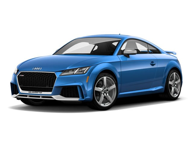 New 2018 Audi TT RS 2.5T Coupe For Sale/lease Salt Lake City UT