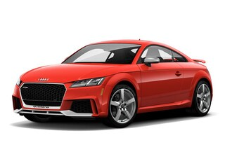 New 2018 Audi TT RS 2.5T Coupe WUACSAFV2J1902065 for sale in Boise at Audi Boise