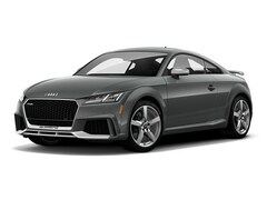 New Audi Models 2018 Audi TT RS 2.5T Coupe in San Jose