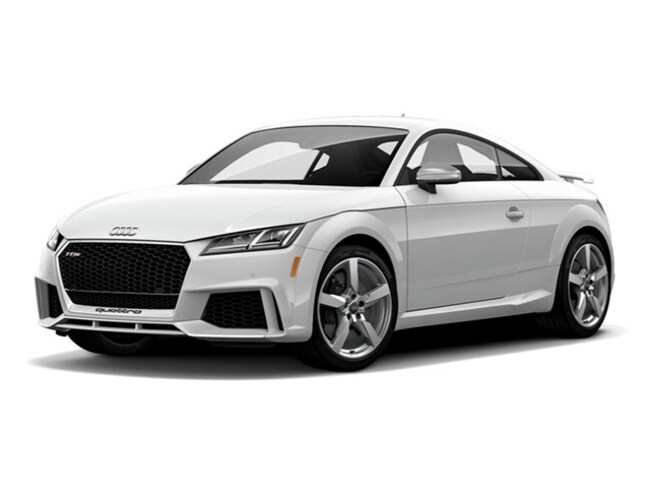 2018 Audi TT RS Coupe for sale in Highland Park, IL at Audi Exchange
