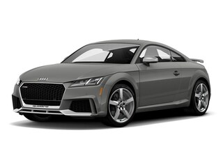 New 2018 Audi TT RS 2.5T Coupe WUACSAFV8J1902006 for sale in Boise at Audi Boise
