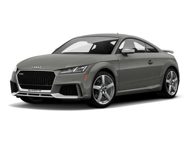 New 2018 Audi TT RS 2.5T Coupe For Sale/Lease Dallas TX