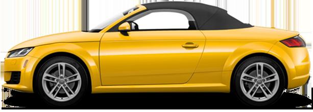 2018 Audi TT Roadster 2.0T