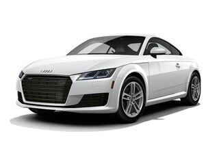 New 2018 Audi TT 2.0T Coupe for sale in Miami | Serving Miami Area & Coral Gables