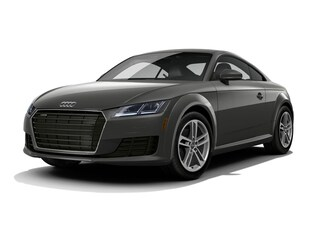 New 2018 Audi TT 2.0T Coupe TRUC5AFV4J1008305 for sale in San Rafael, CA at Audi Marin