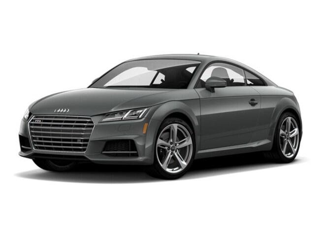 New 2018 Audi TTS 2.0T Coupe Near San Francisco