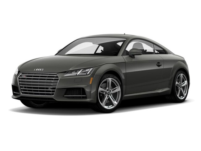 New 2018 Audi TTS 2.0T Coupe State College