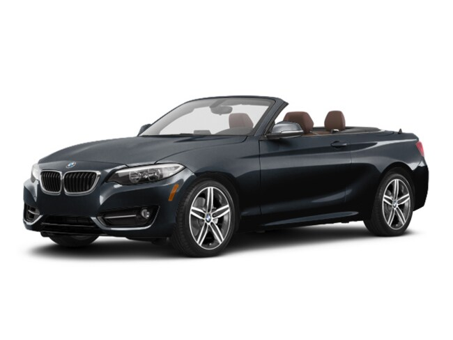 Certified Used 2018 BMW 2 Series Convertible In Greenville SC