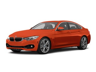 2018 BMW 430i Gran Coupe Sunset Orange Metallic