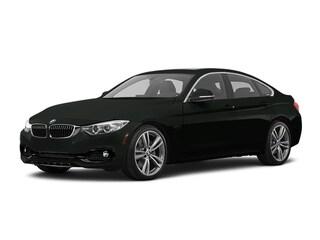 2018 BMW 4 Series 430i Gran Coupe Sedan