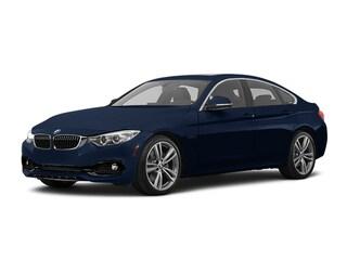 2018 BMW 430i w/SULEV Gran Coupe WBA4J1C53JBG78260
