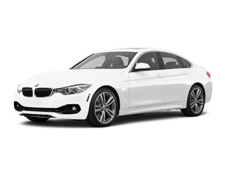 2018 BMW 4 Series 430i xDrive Sedan