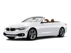 2018 BMW 4 Series 430i Convertible coupe