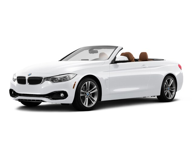 2018 BMW 4 Series 430i Xdrive Convertible coupe
