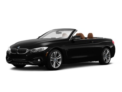 Bmw Des Moines >> Used 2018 Bmw 430i Convertible Xdrive Jet Black For Sale In