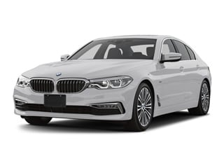 2018 BMW 530i Sedan Rhodonite Silver Metallic