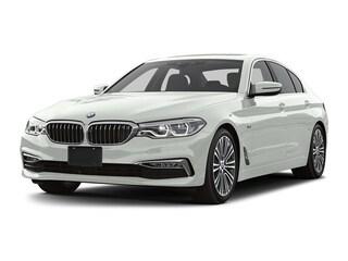 New 2018 BMW 5 Series 530i Sedan W899203 near Rogers, AR