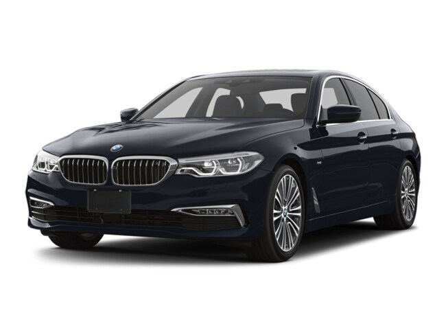Certified Used 2018 BMW 530i Sedan in Chattanooga