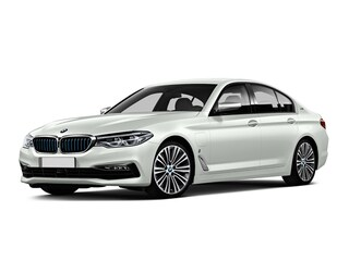 2018 BMW 530e iPerformance Sedan WBAJA9C5XJB033555