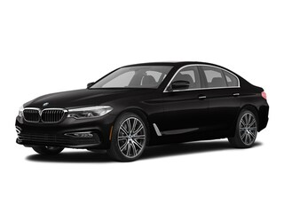 Used 2018 BMW 540i Sedan for sale in Houston