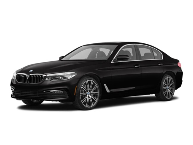 Used 2018 BMW 540i Sedan in Santa Monica