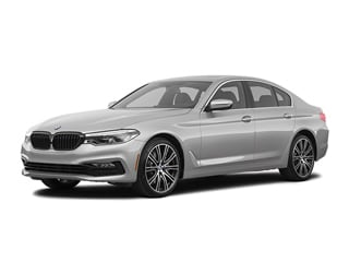 2018 BMW 540d Sedan Rhodonite Silver Metallic