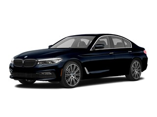 2018 BMW 5 Series 540d xDrive Sedan