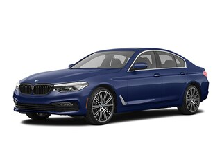 Certified Pre-Owned 2018 BMW 540d xDrive Car Urbandale, IA