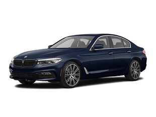 2018 BMW 540d xDrive Berline