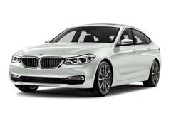 Used 2018 BMW 6 Series 640i xDrive Gran Turismo Sedan for sale in Springfield, IL