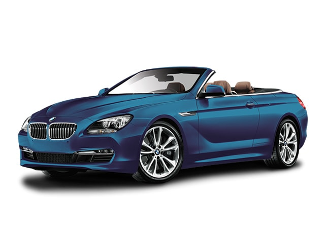 2018 BMW 640i Convertible in San Antonio | Photos, Specs ...