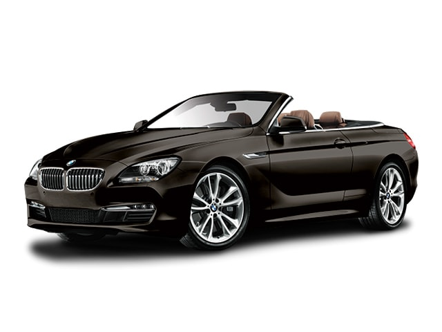 BMW I Convertible In Sudbury Showroom Photos Specs - Bmw 6 series convertible white