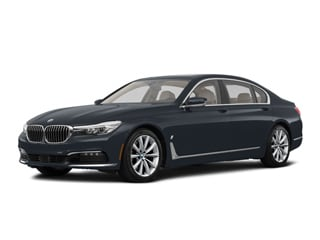 2018 BMW 740e Sedan Singapore Gray Metallic