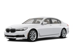 2018 BMW 7 Series 740e xDrive iPerformance 740e xDrive iPerformance Plug-In Hybrid for Sale in Reno, NV at Bill Pearce Volvo Cars