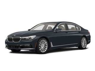 2018 BMW 750i Sedan Singapore Gray Metallic
