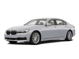New 2018 BMW 750i Sedan in Houston