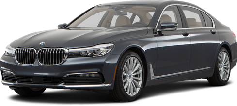New BMW 7 Series At Of West Houston