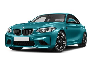 New 2018 BMW M2 Coupe WD36155 near Rogers, AR