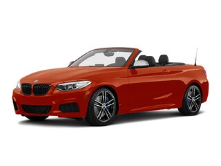 2018 BMW 2 Series xDrive Convertible