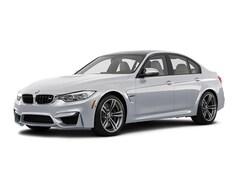 New 2018 BMW M3 Sedan Greenville