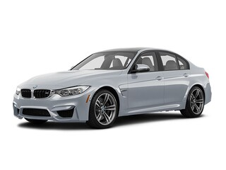 2018 BMW M3 Sedan WBS8M9C50J5J77924