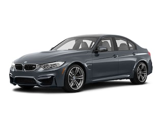 Used 2018 BMW M3 Sedan Medford, OR