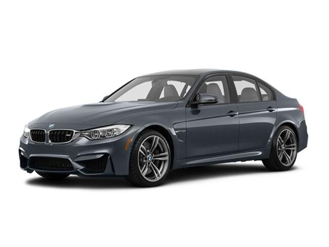 2018 BMW M3 Sedan Car