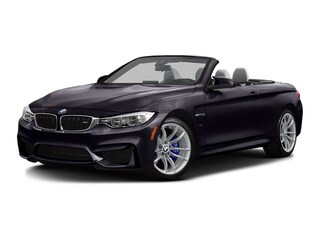 Certified 2018 BMW M4 Convertible in Fort Myers